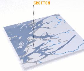 3d view of Grøttem