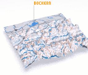3d view of Bockern