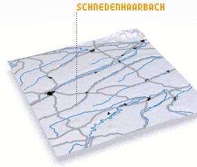 3d view of Schnedenhaarbach
