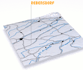 3d view of Rebensdorf