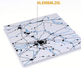 3d view of Kleindalzig