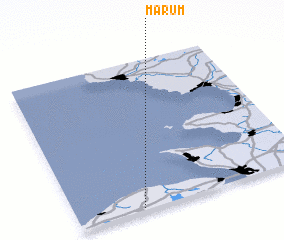 3d view of Mårum