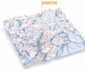3d view of Quantin