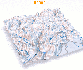 3d view of Venas