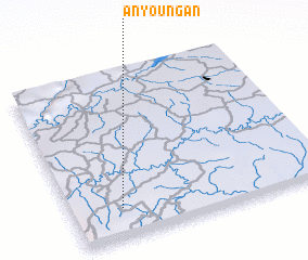 3d view of Anyoungan
