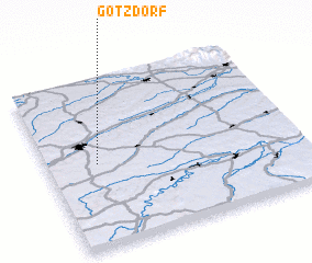 3d view of Götzdorf