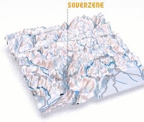 3d view of Soverzene