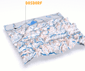 3d view of Dösdorf