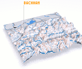 3d view of Bachham