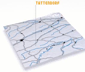 3d view of Tattendorf