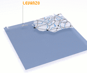3d view of Levanzo