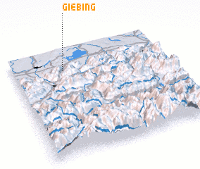 3d view of Giebing