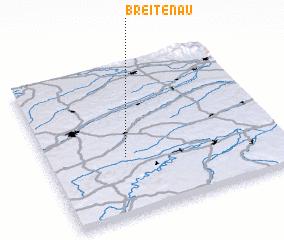 3d view of Breitenau