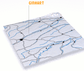 3d view of Ginhart