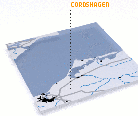 3d view of Cordshagen
