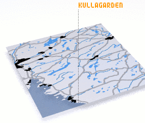 3d view of Kullagården