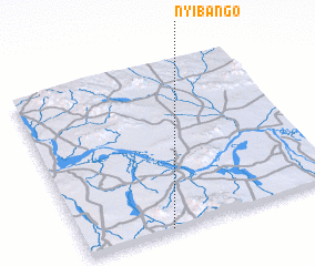 3d view of Nyibango