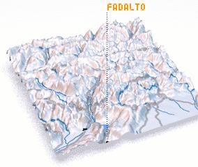 3d view of Fadalto