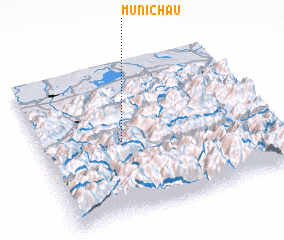 3d view of Münichau