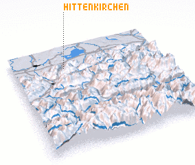 3d view of Hittenkirchen