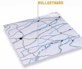 3d view of Müllerthann
