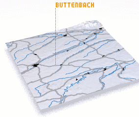 3d view of Buttenbach
