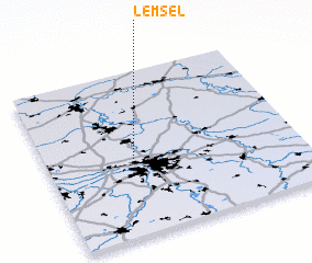 3d view of Lemsel