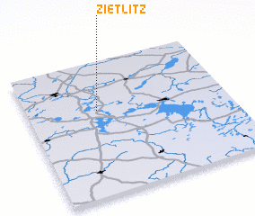 3d view of Zietlitz