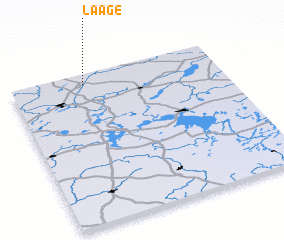 3d view of Laage