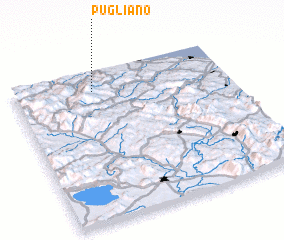 3d view of Pugliano