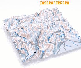 3d view of Casera Ferrera