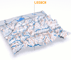 3d view of Losach
