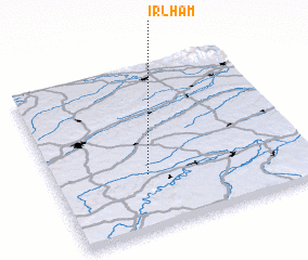 3d view of Irlham