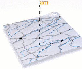 3d view of Rott