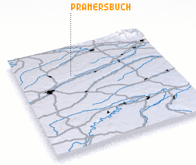 3d view of Pramersbuch