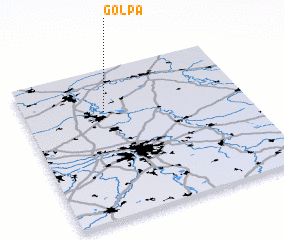 3d view of Golpa