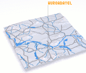 3d view of Wuro Adayel
