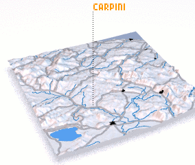 3d view of Carpini