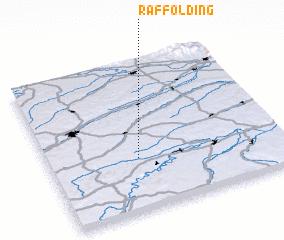3d view of Raffolding