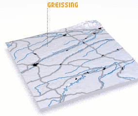 3d view of Greißing