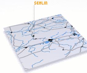 3d view of Semlin