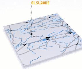 3d view of Elslaake