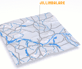3d view of Jilli Mbalare