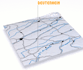 3d view of Deutenheim