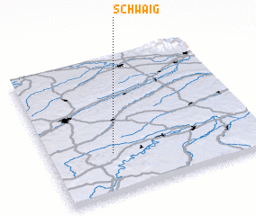 3d view of Schwaig