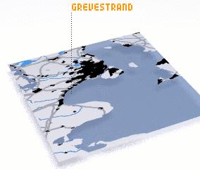 Greve Strand Denmark map nonanet