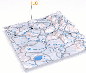 3d view of Ilci