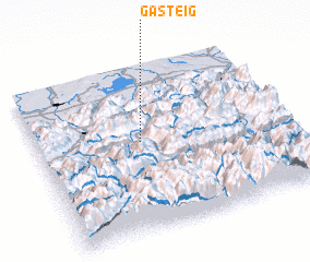 3d view of Gasteig
