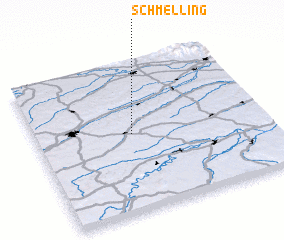 3d view of Schmelling
