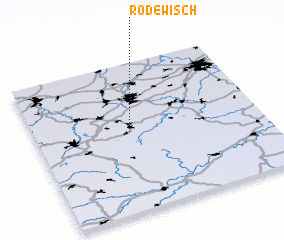 3d view of Rodewisch